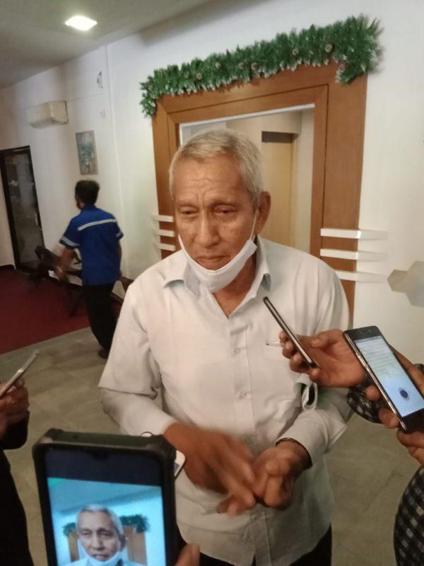 Sabirin Sonni Terpilih Secara Aklamasi Pimpin Koperasi TKBM Periode 2021-2026
