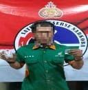 Satresnarkobar Polres Kubu Raya Tangkap Pengedar Sabu di Jalan Rasau Jaya