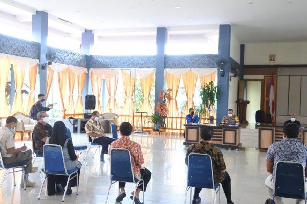 Jarot: 4 Poin Penanganan PETI di Kabupaten Sintang